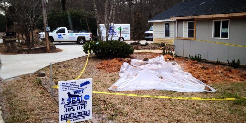 Different Types Of Foundations Found In Atlanta Homes