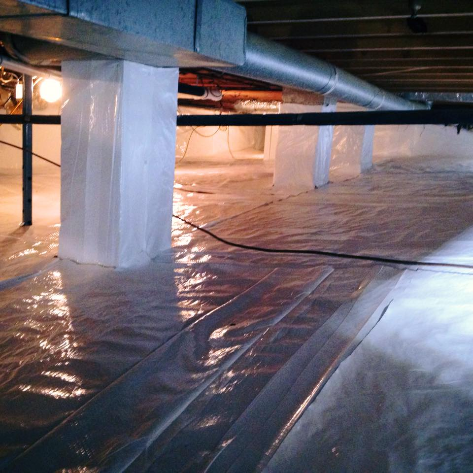 Moisture Coming Through Basement Floor Home Decorating Water Coming Through Basement Floor: Crawl Space And Basement Waterproofing In Atlanta, Georgia