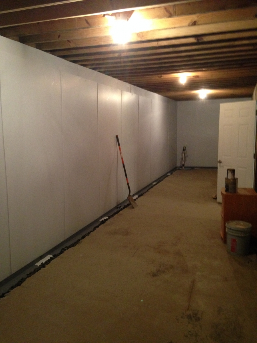 Basement Waterproofing Crawl Space And Basement