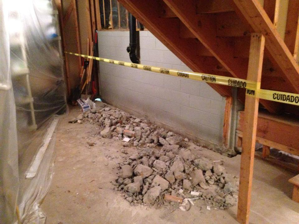 Foundation Gallery Crawl Space And Basement